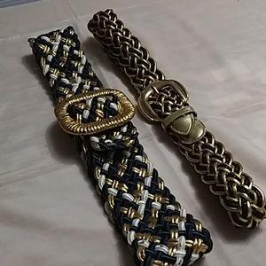 Accessories - Vintage belts